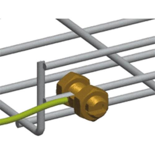 Болт заземления М10 для лотка Ф3.5-5.0мм