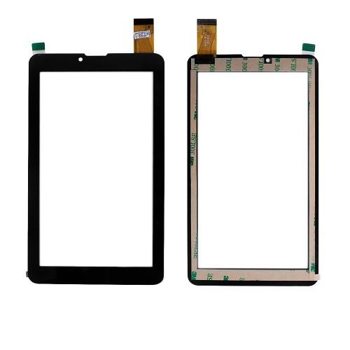 Сенсорное стекло, тачскрин для планшета Explay S02 3G, HIT 3G, teXet X-pad Navi 7 3G, 7