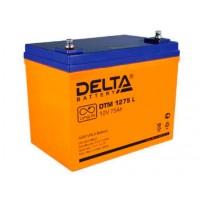 Аккумуляторная батарея Delta DTM1275 L