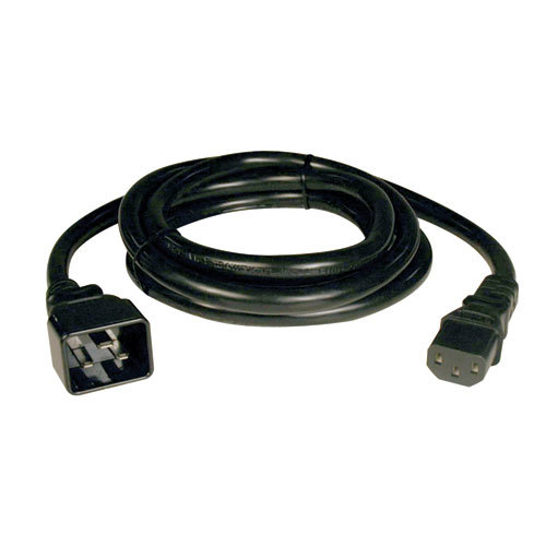Кабель питания Tripp Lite Power Cord, C13 C20, 2.0m Cable replacement APC AP9879