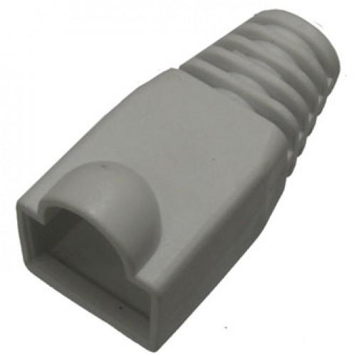 Защитный колпачок RJ-45, серый, TWT, 100 шт. в упак. TWT-BO-6.0-GY/100