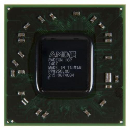 Северный мост ATI AMD Radeon IGP RX781, 215-0674034, 100-CG1593