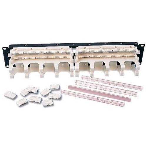 Кроссовая панель 110 типа Siemon S110DB2-100RWM 100 пар 19