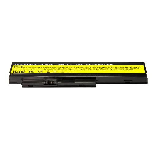 Аккумулятор для ноутбука IBM Lenovo ThinkPad X220, X220i, X220s, X230 Series. 11.1V 4800mAh PN: 42T4861, 42T4862