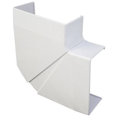 Плоский угол для короба 110x50